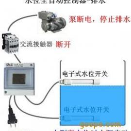 电子水位控制器 电子式水位开关 双水位自动排水DZC202