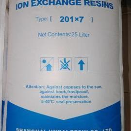 201×7离子交换树脂 价格从优