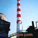 北京烟囱写字、烟囱刷航标、烟囱刷色环