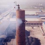 锅炉烟囱加高|加高锅炉烟囱