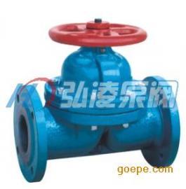 隔膜阀价格:G41F46衬氟隔膜阀