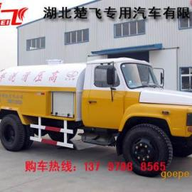 下水道清洗车-5-8吨高压管道清洗车