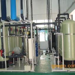新长江离子交换系统、阳、阴床设备