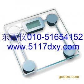 #玻璃电子健康秤*