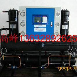 水冷式螺杆冷水机组(水冷螺杆冷水机)参数与型号