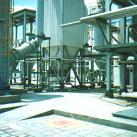 恒泰焚烧炉烟气净化处理系统