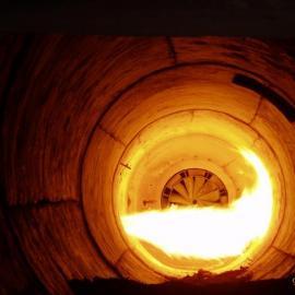 环保型高浓度有机废液焚烧炉