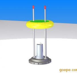 QFB潜水浮筒式曝气机