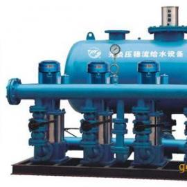 WZG型无负压增压稳流给水设备
