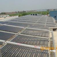 昆山2吨太阳能热水工程