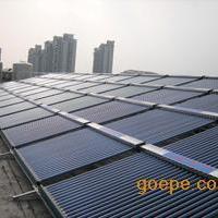 昆山5吨太阳能热水工程