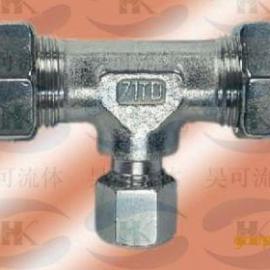 DIN2353三通变径接头/变径卡套接头/焊接接头