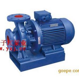 卧式清水管道泵 立式清水管道泵 增压立式管道泵 热水管道泵