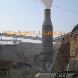 多管除尘串烟囱式脱硫除尘