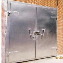 供应发电机消声门