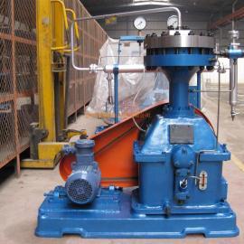 金属隔膜式单级压缩机(隔膜压缩机)
