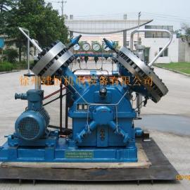 高纯度气体隔膜压缩机