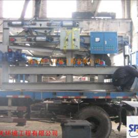 订制加工压滤机|QDY系列带式压滤机