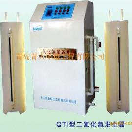 QTI型二氧化氯�l生器