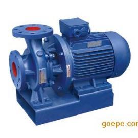 ISW25-125节能型管道式离心泵