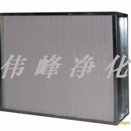 抛弃式一体化高效过滤器