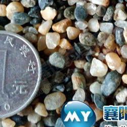 鹅卵石滤料 石英砂滤料