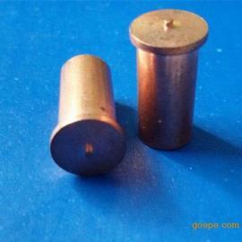 铁镀铜储能焊柱 不锈钢焊接螺柱 M3X6点焊螺柱