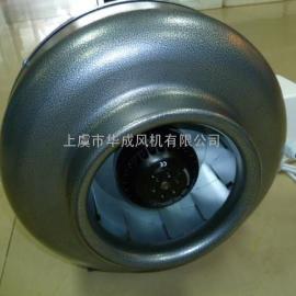 CDF低噪音圆形管道风机