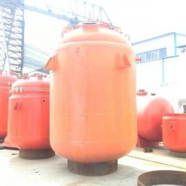 搪瓷反应釜F10000L , 不锈钢反应釜 电加热反应釜 搪瓷反应釜