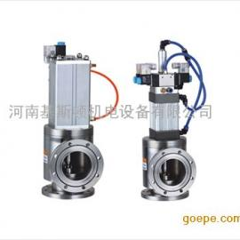 GDQ-J-A系列常闭型气动高真空挡板阀