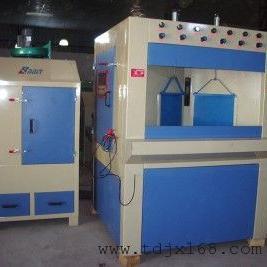 自动化喷砂机设备、锯片专用喷砂机器、圆盘喷砂机