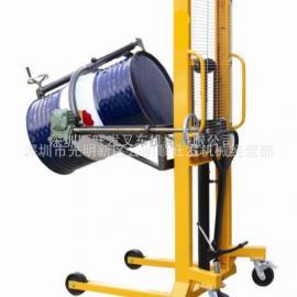 供应手动油桶堆高车
