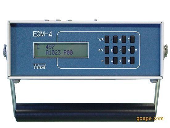 美国PP SYSTEMSEGM-4二氧化碳测定仪 EGM-4