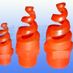 大量批发供应PP螺旋喷嘴 喷头 塑料螺旋喷嘴 质优价廉