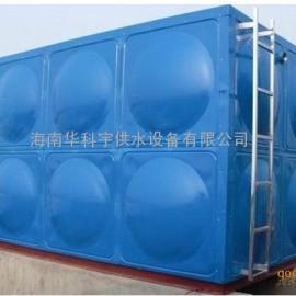 陵水70立方bu锈钢水箱