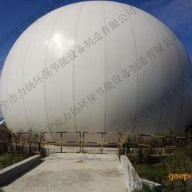 沼气工程――膜式气柜