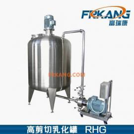 RHG型高剪切乳化机组