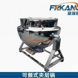 导re油电加re夹层锅