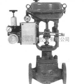 JRHTSW-16C波纹管密封单座气动调节阀DN125