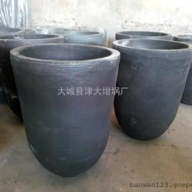 耐腐蚀熔铝碳化硅坩埚/熔铝石墨坩埚价格