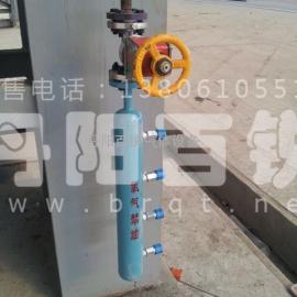 焊接供气氧气分气包、氧气分气筒、氧气配气包厂家直销