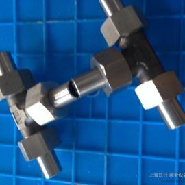 不锈钢三通变径接头