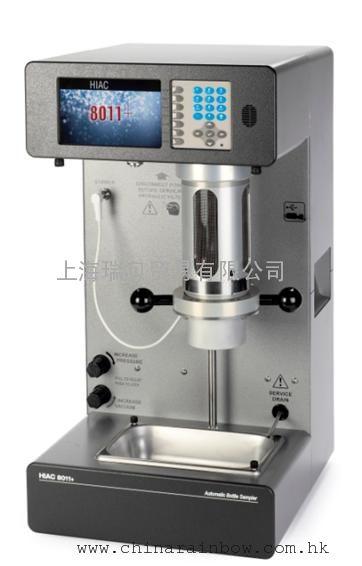 美国贝克曼8011+油液颗粒污染度检测仪
