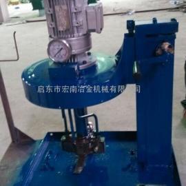 KSP8-55S型升降式单线电动润滑泵