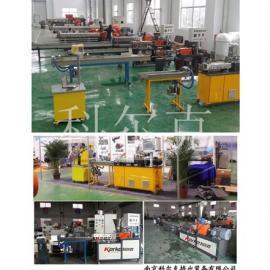 双螺杆挤出机螺杆/螺套/机筒/齿轮箱/厂家直销生产