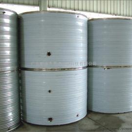5吨不锈钢热水保温水箱