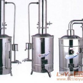 优质20L不锈钢电热蒸馏水器 自动断水、断电