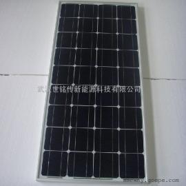 120W多晶硅太阳能电池板高效率光伏板厂家直销