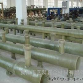 脱硫塔FRP喷淋层玻璃钢支管