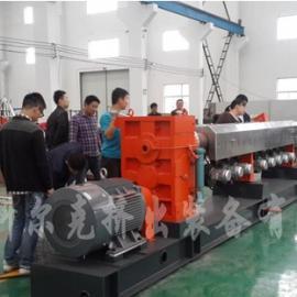 厂家直销SJ系列小型单螺杆挤出机,塑料造粒机,单螺杆回收造粒机